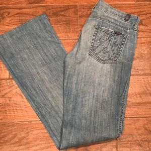 7 For All Mankind Vintage Jeans